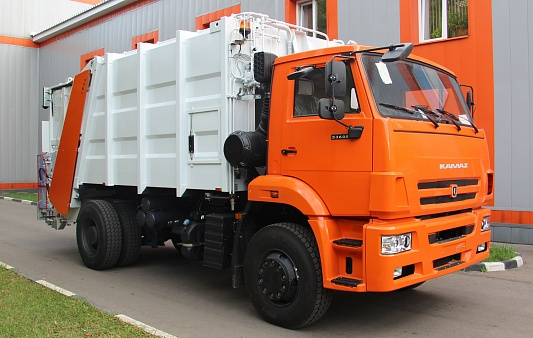 KAMAZ 585130 (ZOELLER MINI XL-H)